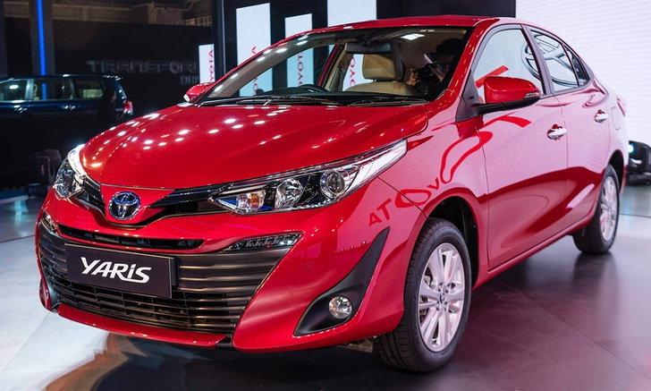 Toyota Yaris 2018 ใหม่ เปิดตัวที่ประเทศอินเดียพร้อมขุมพลัง 1.5 ลิตร