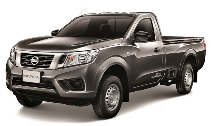 Nissan Navara Single Cab 4WD 2018 ใหม่ กระบะตอนเดียวเพิ่มรุ่นขับสี่ ราคา 653,000 บาท