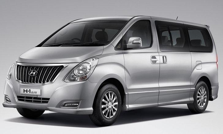 ราคารถใหม่ Hyundai ในตลาดรถยนต์ประจำเดือนกุมภาพันธ์ 2561