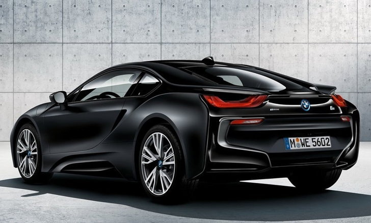 BMW i8 จะเน้นผลิตรุ่น Limited เพื่อรักษายอดขายต่อไปในอนาคต