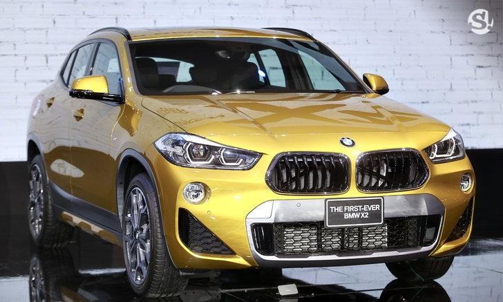 ราคารถใหม่ BMW ในตลาดรถยนต์ประจำเดือนพฤษภาคม 2561