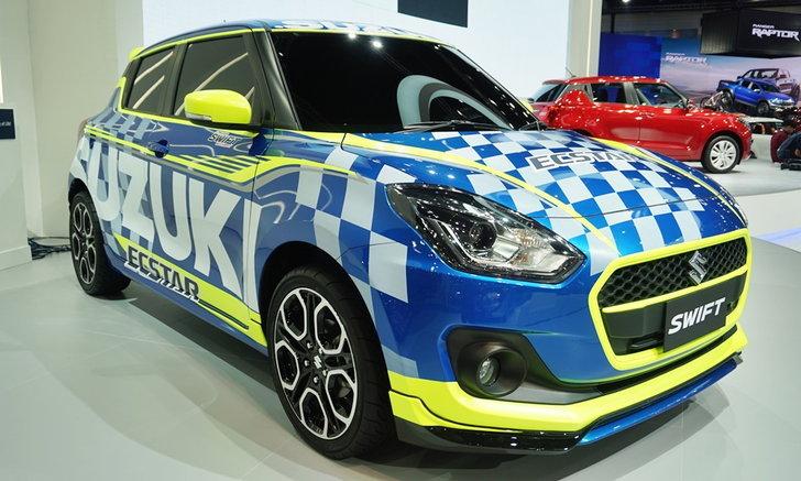 ราคารถใหม่ Suzuki ในตลาดรถยนต์ประจำเดือนพฤษภาคม 2561