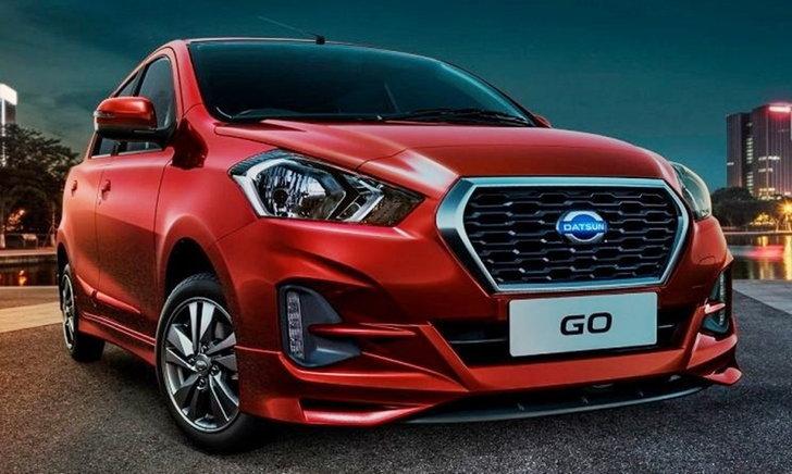 Datsun GO 2018 โฉมไมเนอร์เชนจ์ใหม่เปิดตัวแล้วที่อินโดฯ