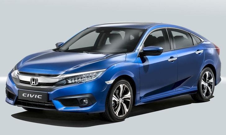 Honda Civic 2018 โฉมซีดานจ่อเปิดตัวที่อังกฤษพร้อมเครื่องยนต์ดีเซล