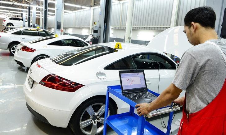 Audi ปรับลดราคาแรกเข้ารถเกรย์เริ่มเพียง 20,000 บาท เริ่ม 1 พ.ค.นี้