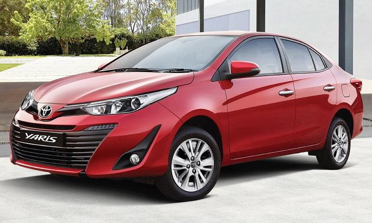 Toyota Yaris 2018 ใหม่ เพิ่ม 'เบาะไฟฟ้า-แอร์หลัง' เตรียมวางจำหน่ายที่อินเดีย