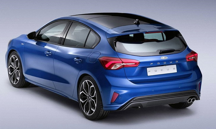 Ford Focus 2018 ใหม่ เปิดตัวครั้งแรกในโลกพร้อมขุมพลังดีเซล EcoBlue