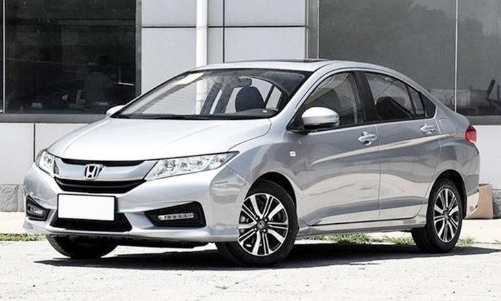 Honda City 2018 ไมเนอร์เชนจ์เวอร์ชั่นจีน รุ่นท็อปเพียง 5.42 แสนบาท