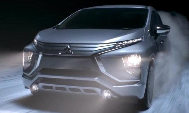 สเป็คเบื้องต้น Mitsubishi Xpander 2018 เวอร์ชั่นไทยก่อนเปิดตัวสิงหาคมนี้