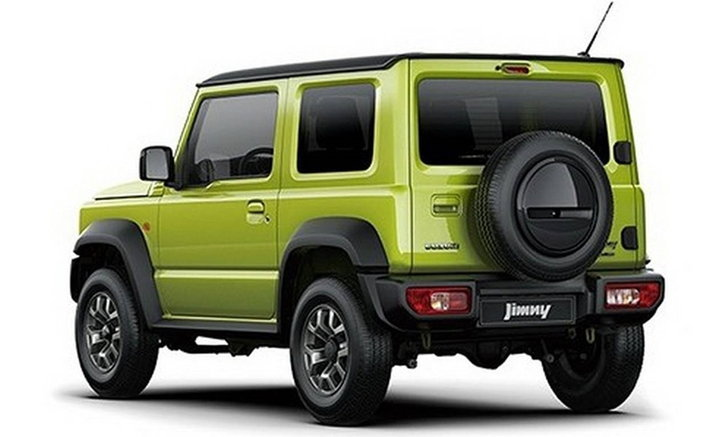 Suzuki Jimny 2018 ใหม่ เผยโฉมแล้วที่ยุโรปพร้อมขุมพลังเบนซิน 1.5 ลิตร