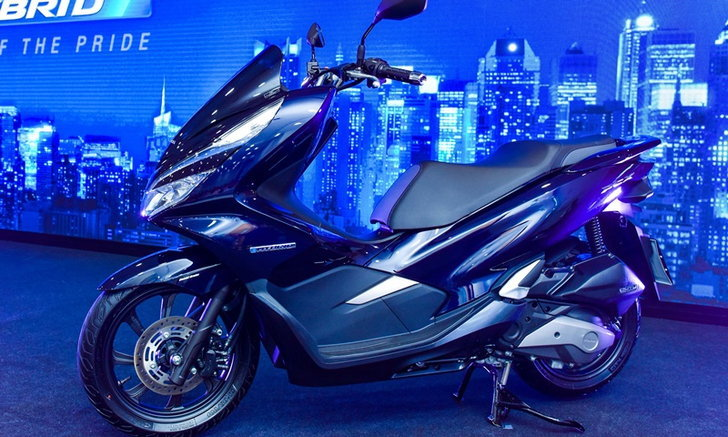 Honda PCX Hybrid 2018 ใหม่ สองล้อไฮบริดมาไทยแล้ว ราคาไม่เกิน 1.2 แสนบาท