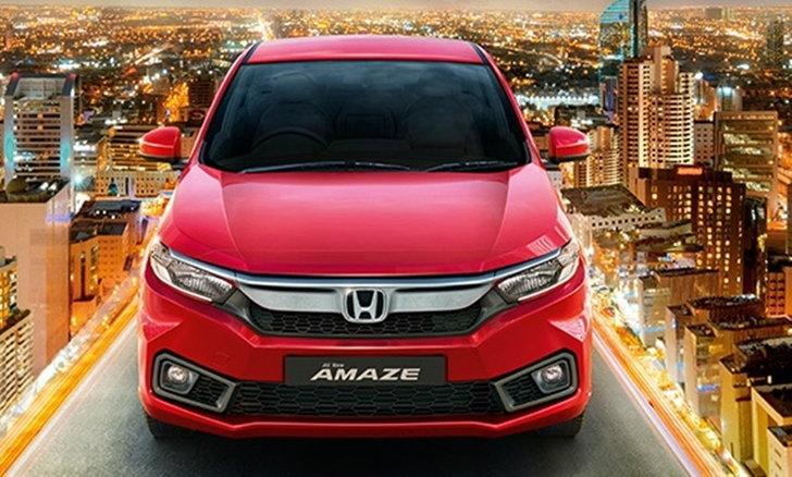 เปิดสเป็ค Honda Amaze 2018 เวอร์ชั่นอินเดียมีอ็อพชั่นอะไรบ้าง?