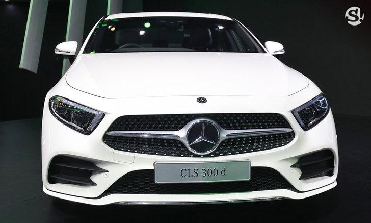 ราคารถใหม่ Mercedes-Benz ในตลาดรถประจำเดือนมิถุนายน 2561