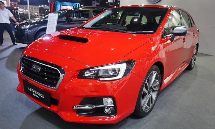 ราคารถใหม่ Subaru ในตลาดรถยนต์เดือนมิถุนายน 2561