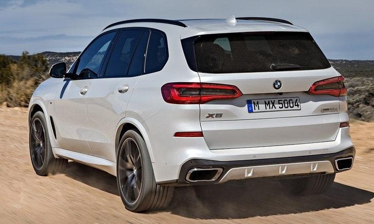 BMW X5 2018 โมเดลเชนจ์ใหม่เผยโฉมอย่างเป็นทางการแล้ว