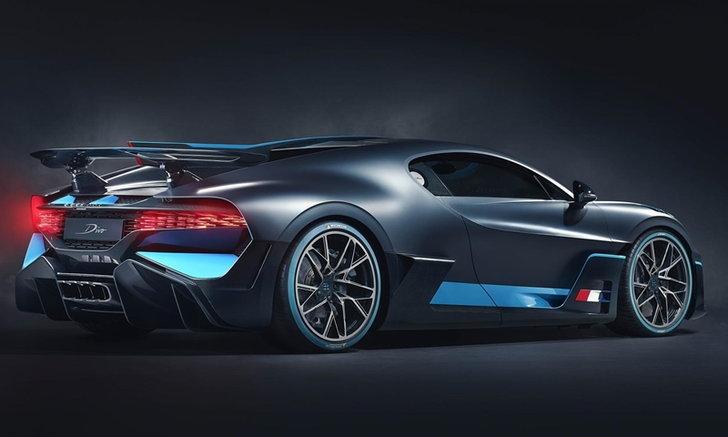Bugatti Divo 2018 ใหม่ ขุมพลัง 1,500 แรงม้า จำกัดทั่วโลกเพียง 40 คัน