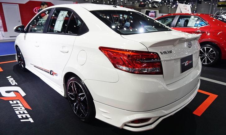Toyota Vios GT Street 2018 ใหม่ เคาะราคาขาย 755,000 บาท จำกัดเพียง 100 คัน