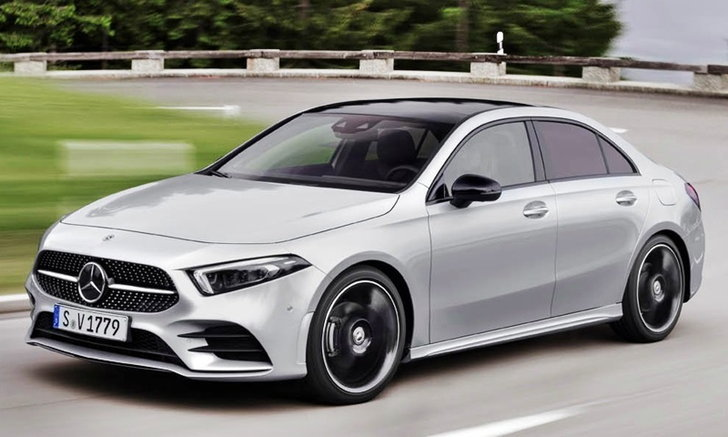 Mercedes-Benz A-Class Saloon 2018 ใหม่ เริ่มเปิดรับจองแล้วที่ยุโรป ราคาเริ่ม 1.2 ล้านบาท