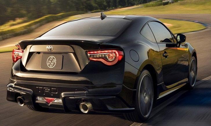 Toyota 86 TRD Special Edition 2018 ใหม่ เน้นปรับช่วงล่างขับมันส์ยิ่งขึ้น