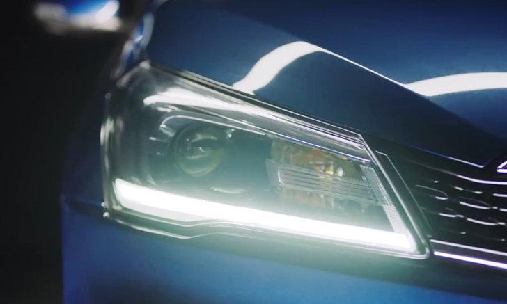 ทีเซอร์ Suzuki Ciaz 2018 ไมเนอร์เชนจ์ใหม่ มาพร้อมไฟหน้า LED