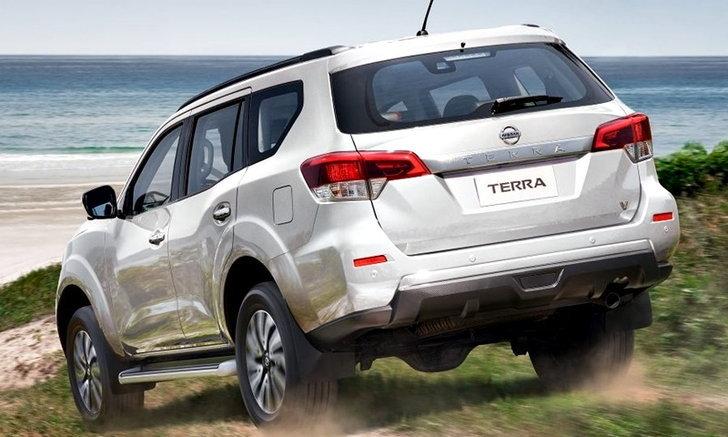 Nissan Terra 2018 ใหม่ เคาะวันเปิดตัวในไทย 16 สิงหาคมนี้