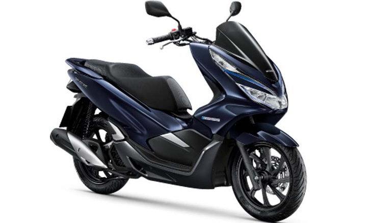 Honda PCX Hybrid 2018 ใหม่ มอเตอร์ไซค์ขุมพลังไฮบริด ราคาแค่ 99,900 บาท!