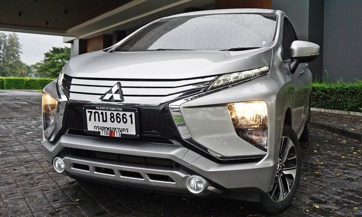 Mitsubishi Xpander 2018 ใหม่ เคาะวันเปิดตัวในไทย 17 สิงหาคมนี้