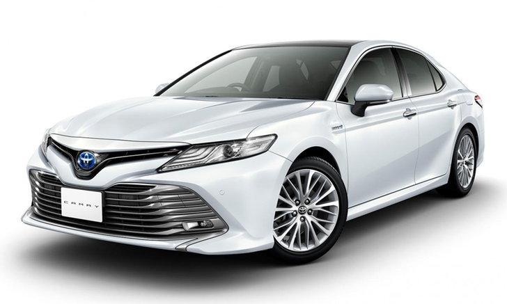 Toyota Camry 2019 ใหม่ เตรียมวางจำหน่ายในไทยอย่างเป็นทางการ 29 ตุลาคมนี้