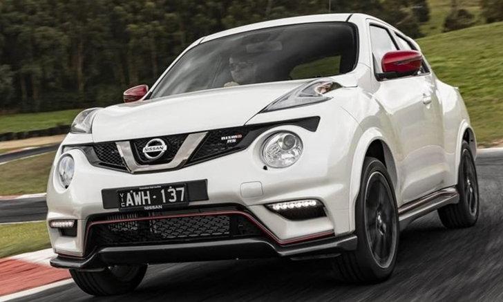 Nissan Juke Nismo RS 2019 ใหม่ เคาะราคาเริ่มต้น 8.8 แสนบาทที่ออสเตรเลีย