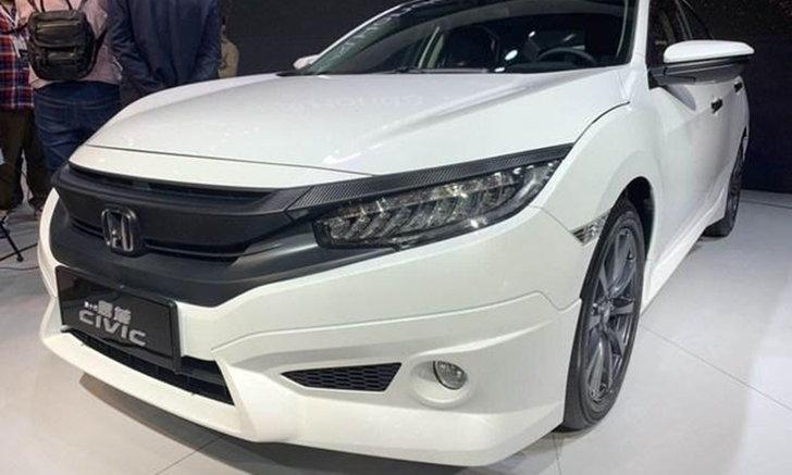 Honda Civic 2019 ใหม่ ส่งชุดแต่ง Mugen ฉลองครบรอบ 15 ปีที่จีน ราคา 47,000 บาท