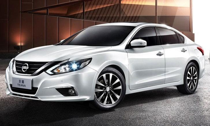 Nissan Teana 2019 ไมเนอร์เชนจ์ใหม่ เตรียมเปิดตัวในไทย 1 พ.ย.นี้