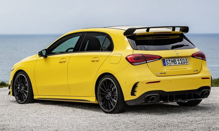 Mercedes-AMG A35 2019 ใหม่ เคาะเริ่มต้น 1.78 ล้านบาทที่เยอรมนี