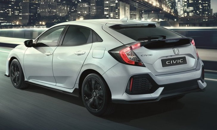 Honda Civic Sport Line 2019 พร้อมขุมพลังเทอร์โบ 1.0 ลิตร วางจำหน่ายในอังกฤษ