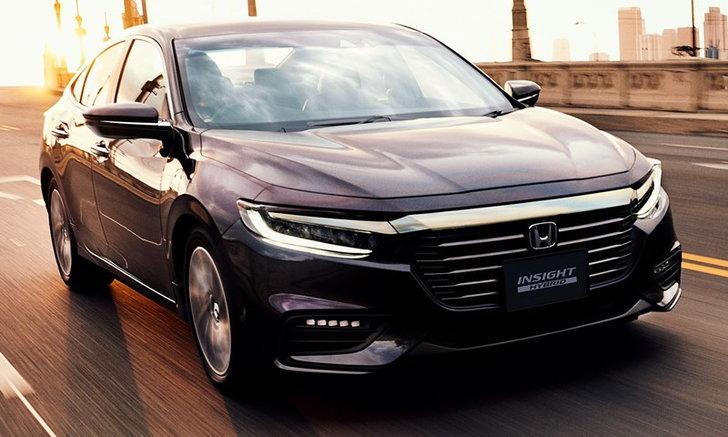 Honda Insight 2019 ใหม่ พร้อมขุมพลังไฮบริด 1.5 ลิตร เริ่มเพียง 9.39 แสนบาทที่ญี่ปุ่น
