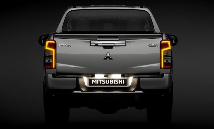 รูปทางการ Mitsubishi Triton 2019 ไมเนอร์เชนจ์ใหม่ ดูชัดๆ สวยขึ้นขนาดไหน
