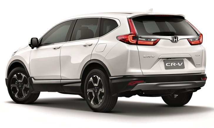 Honda CR-V 2019 ใหม่ เพิ่มรุ่น 5 ที่นั่ง เคาะเริ่มต้น 1,359,000 บาท