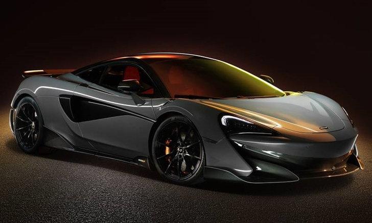 McLaren 600LT 2019 ใหม่ รุ่นพิเศษเพียง 6 คัน เคาะราคา 24.7 ล้านบาทที่มอเตอร์เอ็กซ์โป