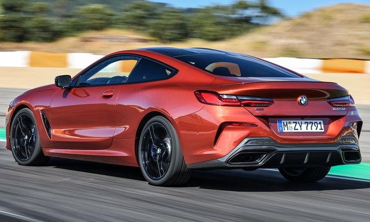BMW M850i 2019 (G15) ใหม่ เคาะราคาในไทย 12,999,000 บาทที่งานมอเตอร์เอ็กซ์โป