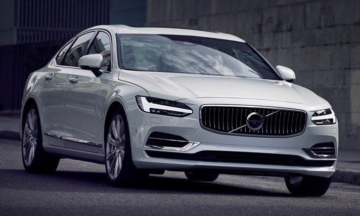 Volvo S90 Inscription 2019 ใหม่ เพิ่มช่วงล่างถุงลม เคาะราคา 3,790,000 บาท