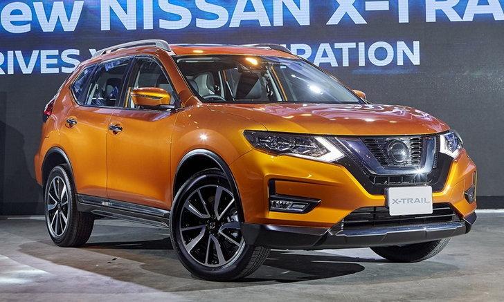 เปิดสเป็ค Nissan X-Trail 2019 ไมเนอร์เชนจ์ใหม่ทั้ง 5 รุ่นย่อย รุ่นไหนคุ้มสุด