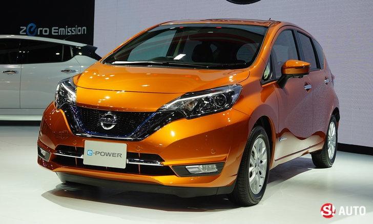 ราคารถใหม่ Nissan ในตลาดรถยนต์ประจำเดือนกุมภาพันธ์ 2562