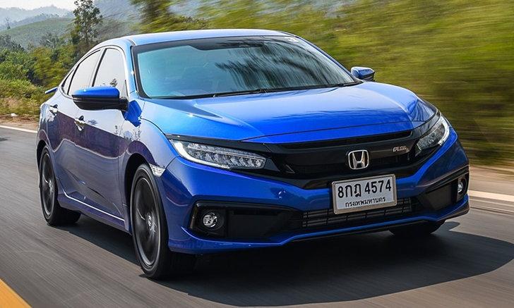รีวิว Honda Civic 2019 รุ่น 1.8EL และ RS ใหม่ ปรับหล่อขึ้นนิด แต่น่าใช้กว่าเดิมเยอะ