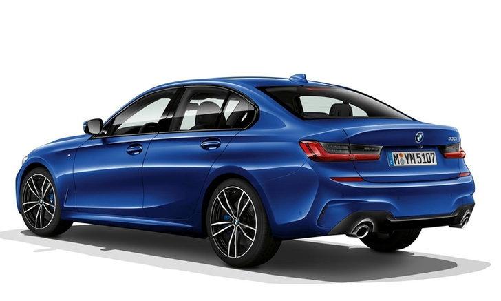 BMW 330e 2019 (G20) ใหม่ ขุมพลังไฮบริดเสียบปลั๊กประหยัดกว่าเดิม 20 เปอร์เซ็นต์