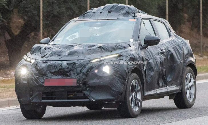 หลุด Nissan Juke 2019 ใหม่ อาจมีเวอร์ชั่นไฮบริดให้เลือกด้วย