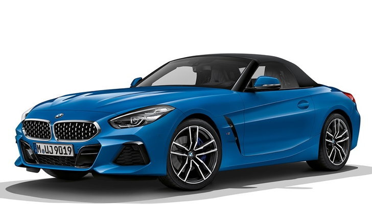 BMW Z4 sDrive30i M Sport (G29) 2019 ใหม่ เคาะราคาจำหน่าย 3,999,000 บาท