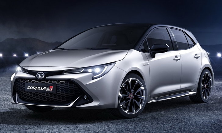 Toyota Corolla GR Sport 2019 ใหม่ เวอร์ชั่นแต่งเต็มเผยโฉมในยุโรป