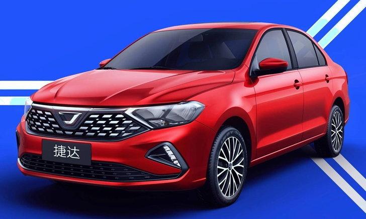 """Volkswagen คลอดแบรนด์ """"Jetta"""" ลุยทำตลาดจีนโดยเฉพาะ"""