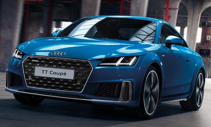 Audi TT Coupé 45 TFSI 2019 ใหม่ เคาะราคาจำหน่าย 3.299 ล้านบาท
