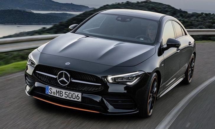 Mercedes-Benz CLA 2019 ใหม่ เปิดตัวอย่างเป็นทางการครั้งแรกที่สหรัฐฯ
