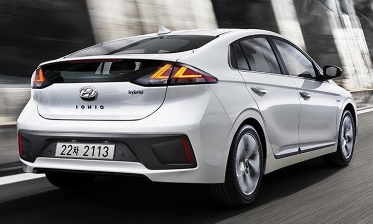 Hyundai Ioniq 2019 ไมเนอร์เชนจ์ใหม่เผยโฉมครั้งแรกก่อนเปิดตัวจริงเร็วๆ นี้